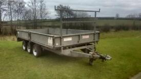 Hudson tri axle 14x6_6 recent brakes tyres hitch lights