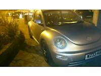 VW Beetle automatic