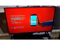 "Luxor 50"" 4k Freeview HD Wifi Smart LED TV £240"