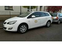 taxi private hire carfor rentbin Glasgow