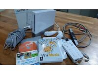 Wii consoles, controllers, chargers and games bundle