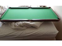 Quality 5ft snooker/ pool table