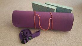 Yoga Kit - Mat, 2 Blocks & Belt