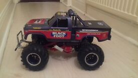 ford f-150 ranger BFGOODRICH motor toy race car. FOR SPAIR PARTS ONLY