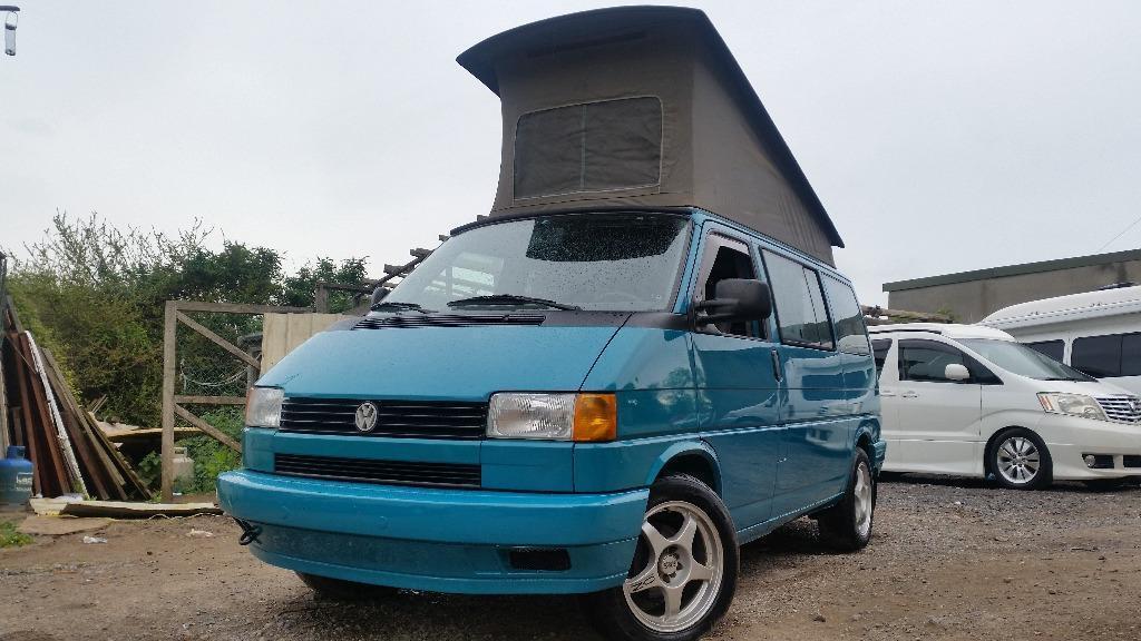 Rust Free Vw Transporter Westfalia T4 Pop Top 4 Berth