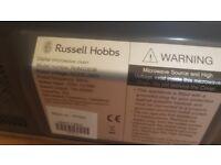 RUSSELL HOBBS RHFM2363B Solo Microwave - Black