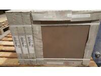 Joblot Refin Visual Zinc Floor tiles