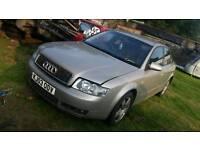 Audi a4 b6 2.0 petrol parts only