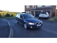 59 REG VOLVO V70 2.0D SE ESTATE LEATHER FSH MOT-18 1-OWNER 2-KEYS OUTSTANDING FREE-DELIVERY CHEAP