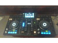 PIONEER XDJ RX CONTROLLER AS NEW