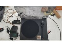 Rega Planar 3 with RB300 Arm, Rega cartridge & included Creek Phono Pre-Amp