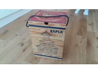 Kapla 6801 280 pieces box (with guide book)