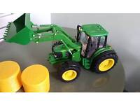 Kids light and sound tractor