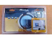 Masterlock MLK736E High Security Van Lock suitable on vans, trucks, gates, shopfronts & vending mc