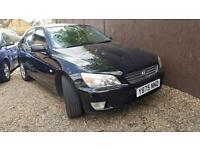 2001Luxes is 200 s automatic 155bhp 1.9 petrol saloon