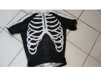 Northwave 'Bones' Large Short Sleeved Cycling Jersey