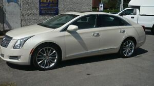 2013 Cadillac XTS Collection platine