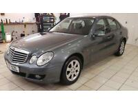 !!FSH!! 2007 MERCEDES E220 CDI / MOT NOV 2018 / 1 PREVIOUS OWNER / IMMACULATE CONDITION / MUST SEE
