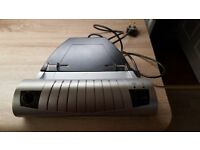 Portable Laminator - Good Condition