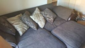 BUY NOW SOFA - £550.00 - LESS THAN 3 YEARS OLD