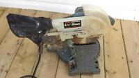 craftman 8 1/4 mitre saw works great