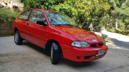 Ford Festiva Reliable Regularly Serviced Car
