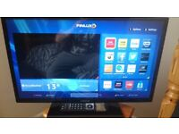 32 inch smart tv Built in Freeview