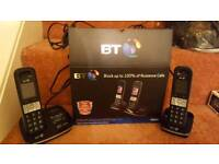 B T 8500 cordless phones