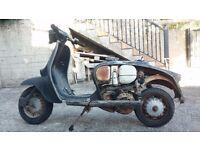LAMBRETTA Li150 1962 Eibar
