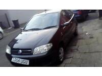 Fiat punto 2004 1.2 petrol spares or repair