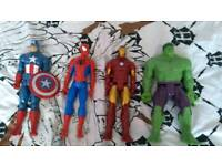 Avengers large figures