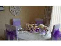 Wedding chair cover bundle for sale