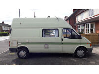 Wanted Diesel Campervan / Motor Home. within approx 50 miles of Hull, East Yorkshire.