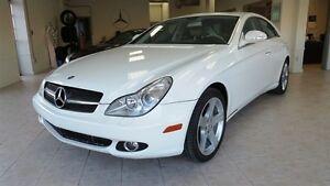 2006 Mercedes-Benz CLS-Class 500 + VOITURE CANADIENNE + CLEAN CA