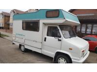 Elddis Autoquest 270 motorhome in good condition with low mileage
