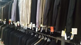 Mixed Men's formal suits joblot - Clearance