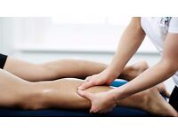 Sports Injury and Massage Therapist Services Available Woodford Green