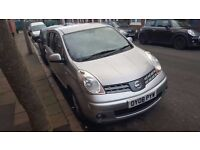 NISSAN NOTE 1.4 ACENTA 12 MONTHS M.O.T