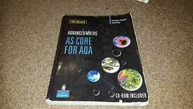 AS Advanced Maths textbook