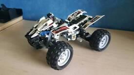 LEGO Technic 8262 Quad-Bike