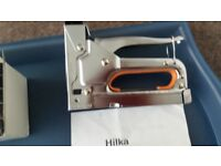 Hilka 3 way nail and staple gun with 10,000 staples