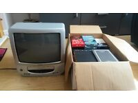 Goodmans TV/ Video combi 14""