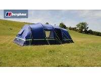 Berghaus 8 Man Inflatable Tent