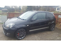 Ford Fiesta ST 2.0 2008 - 12 month MOT and Recent Service