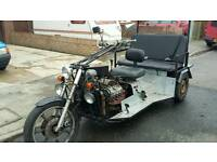3 wheel trike project swaps cars vans boats one off swap cars