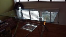 Glass Table (seats 4-6)