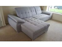 MARBELLA Delivery 1-10 days Corner Sofa Bed Sofa Corner Brand New Bed Function and Storage