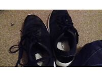 4 pairs of mens footwear