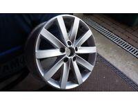 VW GOLF Porto 7x17 alloy wheel