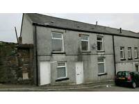 Three bed house to let ferndale